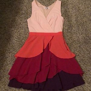 Minuet fit and flare dress